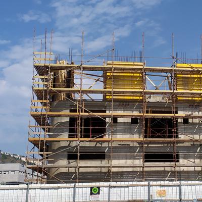 ניסור בניין בטון